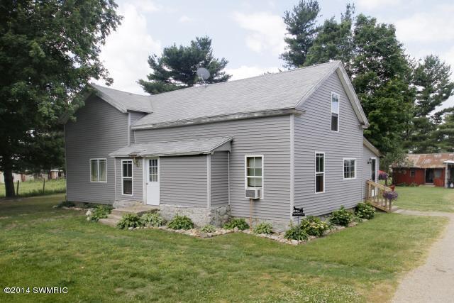 Real Estate for Sale, ListingId: 30983993, Burr Oak,MI49030
