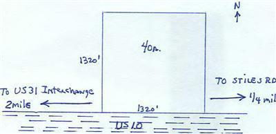 2722 Us-31, Ludington, MI 49431