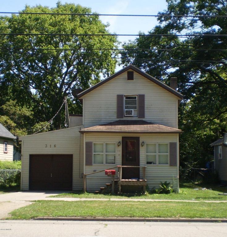 Photo of 316 Pokagon Street  Niles  MI
