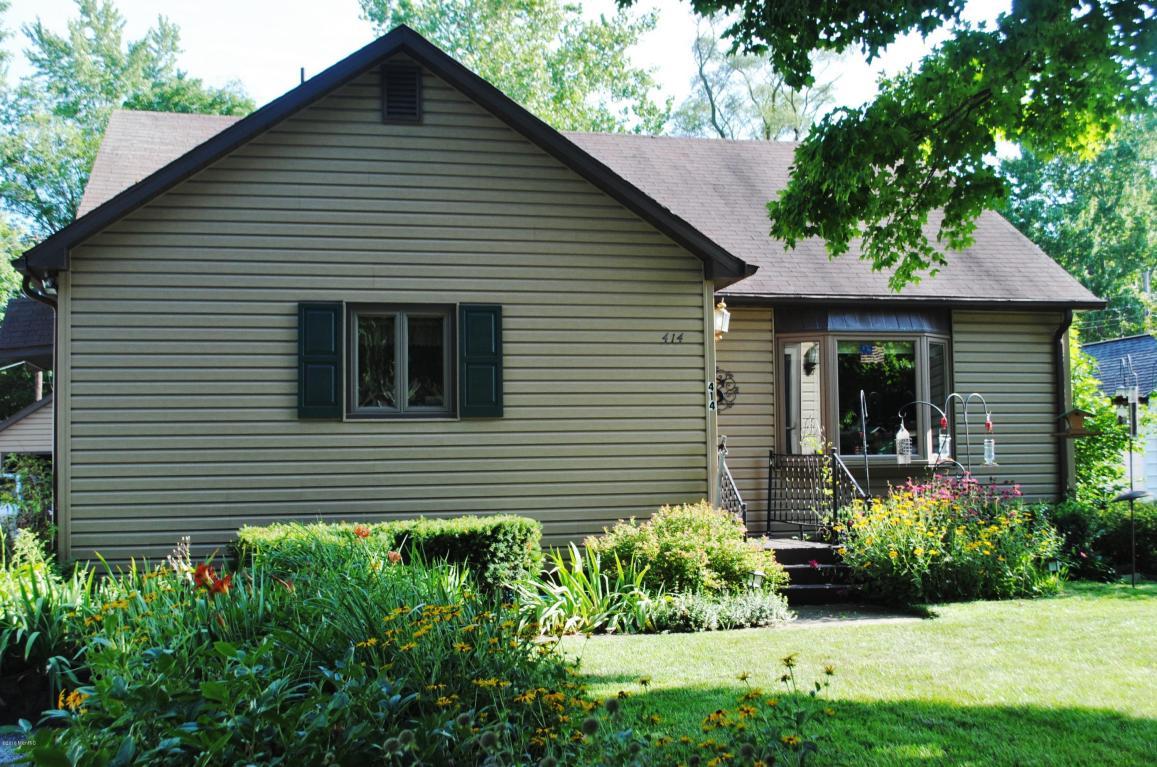 Photo of 414 Michigan Avenue  Berrien Springs  MI