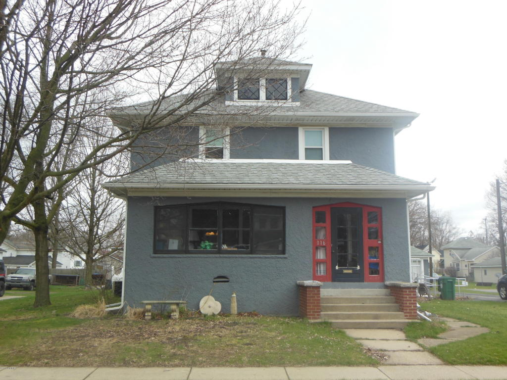Photo of 116 W Delaware Street  Decatur  MI