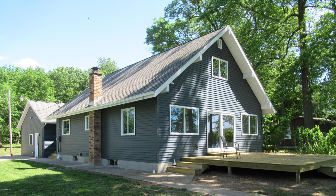 River Property In Cass County Mi