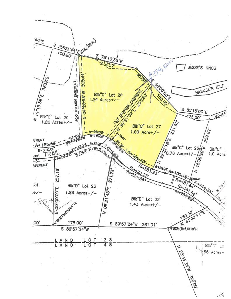 L 27/28 Riverwind Trail Block C Meigs, GA 31765