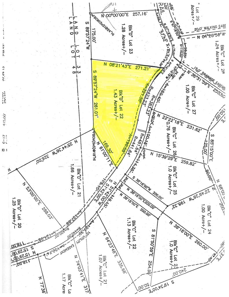 Lot 22 Riverwind Trail Block D Meigs, GA 31765