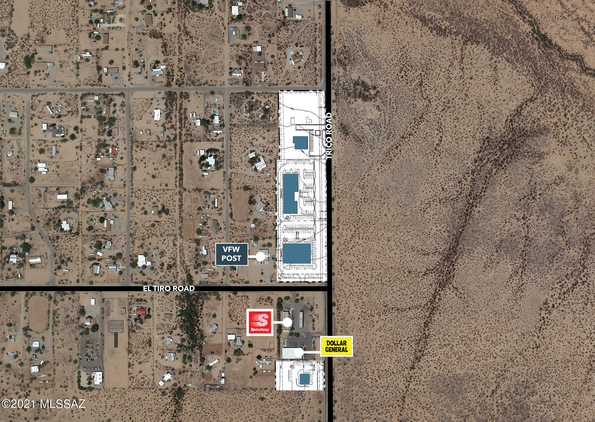 12401 N Trico Road, Marana, Arizona