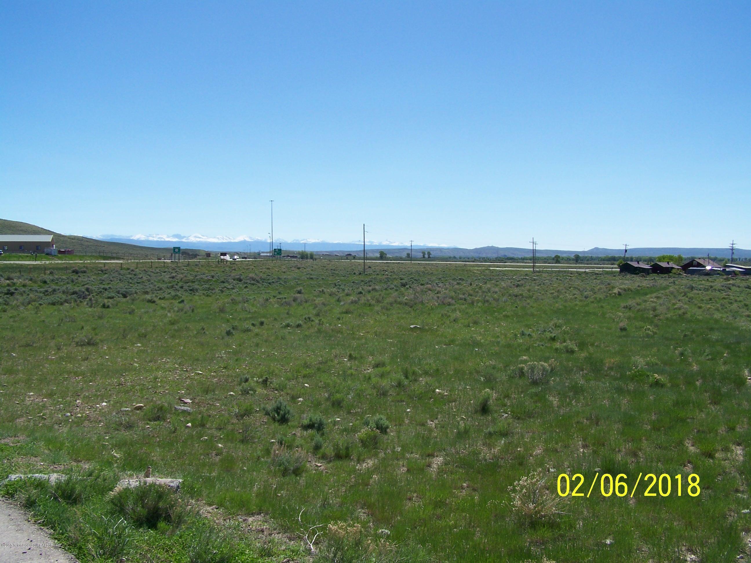 HWY 191 /189, Daniel, Wyoming