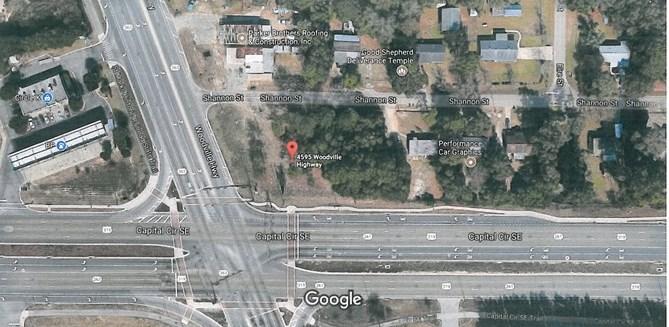 4595 Woodville, Tallahassee, Florida