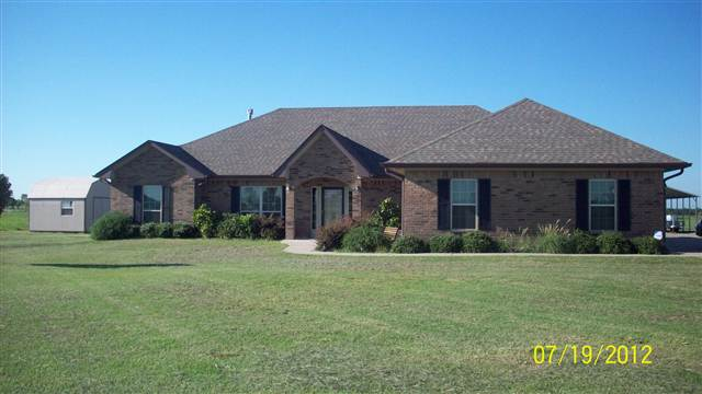 Real Estate for Sale, ListingId: 20133938, Calera, OK  74730
