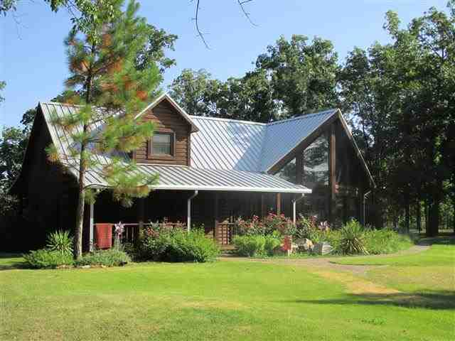 210 N Sand Point Rd, Mead, OK 73449