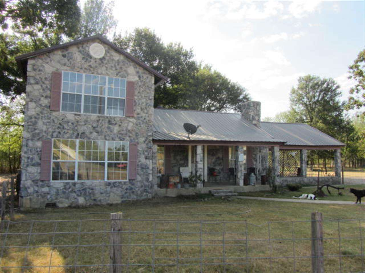Homes For Sale In Valliant Ok