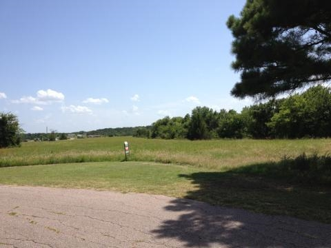 3.95 acres by Kingston, Oklahoma for sale