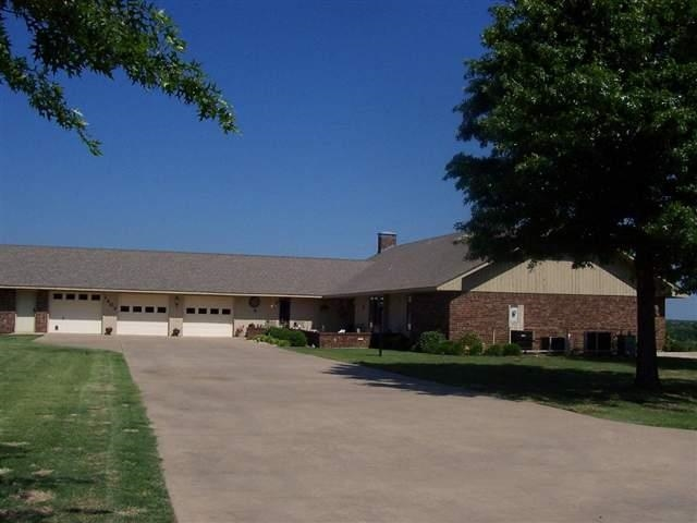 Real Estate for Sale, ListingId: 29455001, Kingston, OK  73439