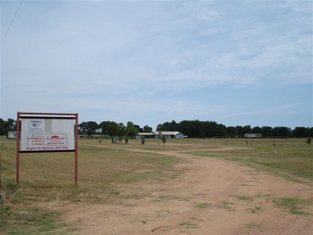 4.2 acres by Kingston, Oklahoma for sale
