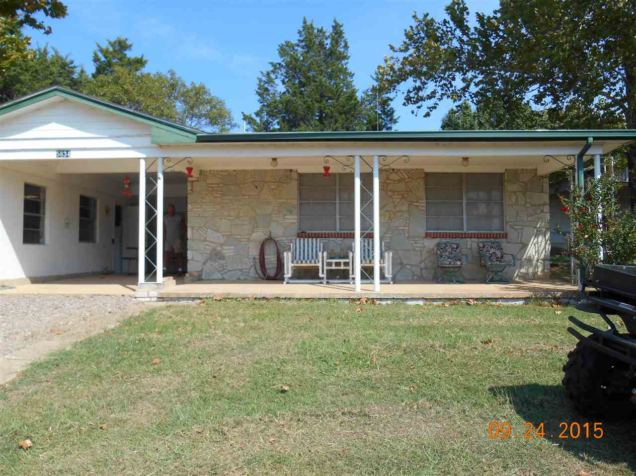 Real Estate for Sale, ListingId: 35548581, Kingston,OK73439