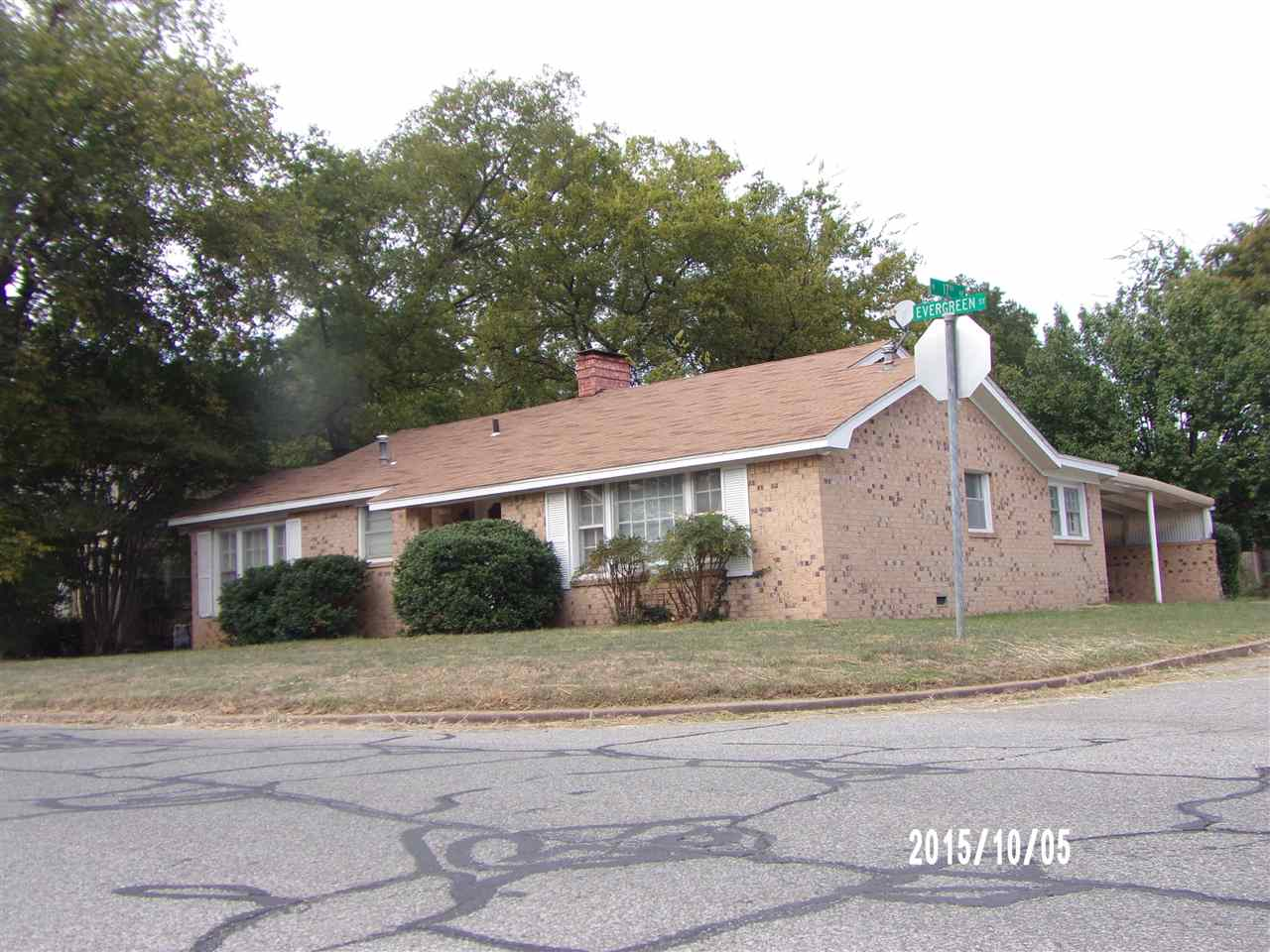 1702 W Evergreen St, Durant, OK 74701