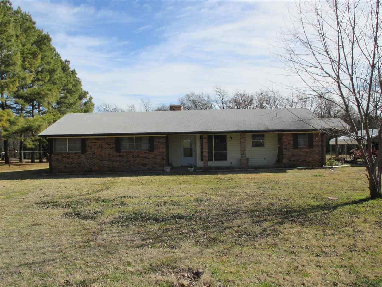 1026 S Texoma Rd, Mead, OK 73449