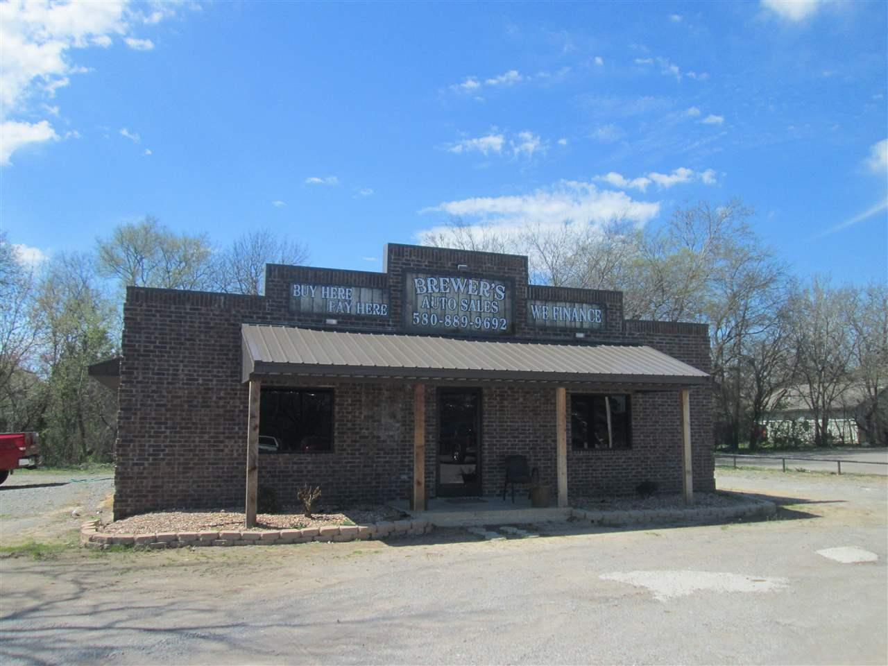 211 N Mississippi Ave, Atoka, OK 74525