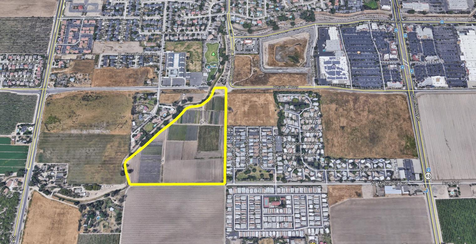 0 Visalia Park Way Parkway, Visalia, California