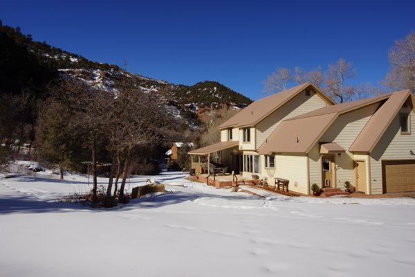 5.98 acres in Placerville, Colorado