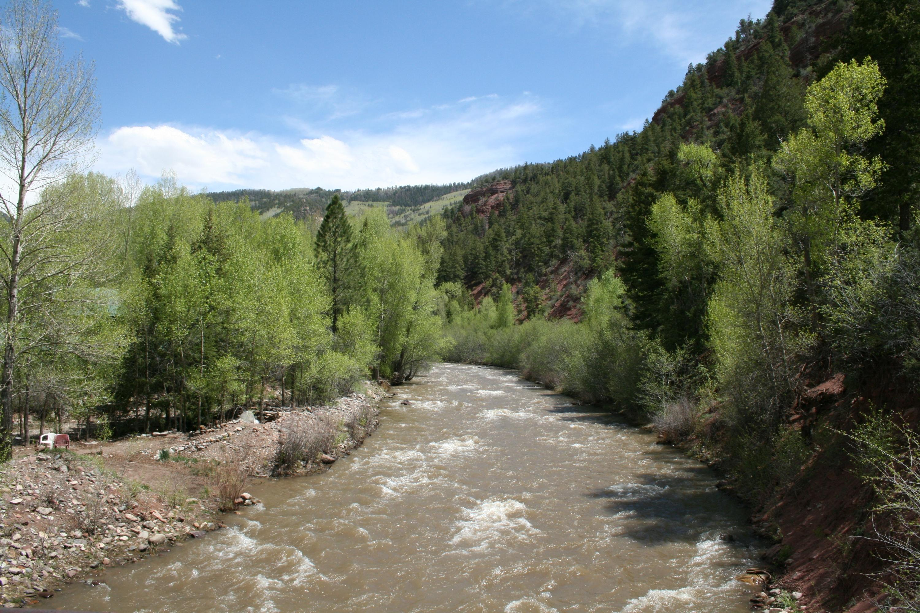 2.03 acres in Placerville, Colorado