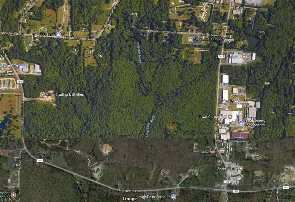 100 Ac UWHARRIE Road, High Point, North Carolina