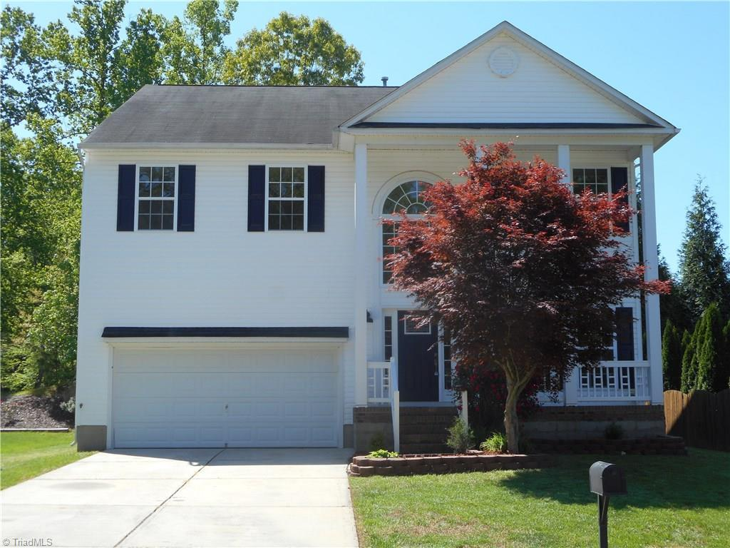 One of High Point 4 Bedroom Homes for Sale at 4478 Garden Club Street