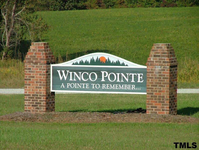 Lot 10 Winco Pointe Roxboro, NC 27574