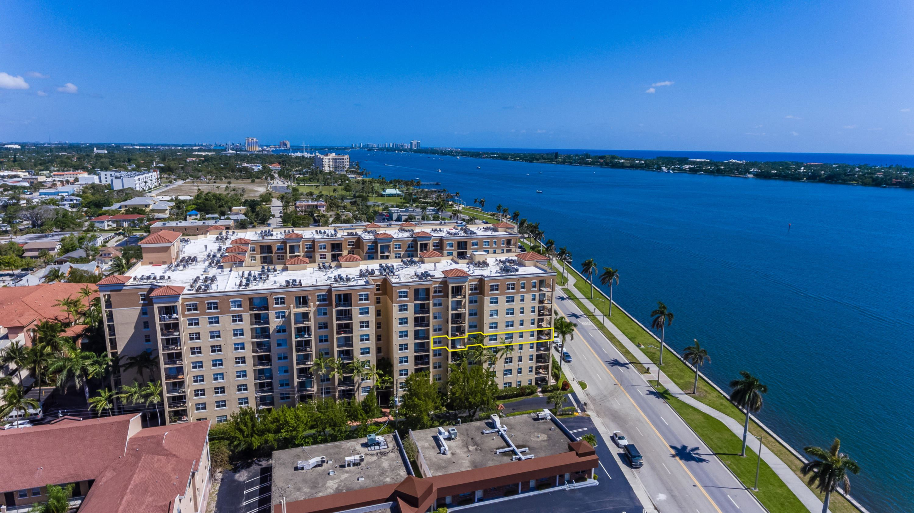 1801 N Flagler Drive Unit 502 & 504 West Palm Beach, FL 33407