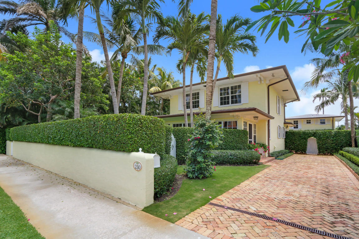 230 Chilean Avenue, Palm Beach, Florida