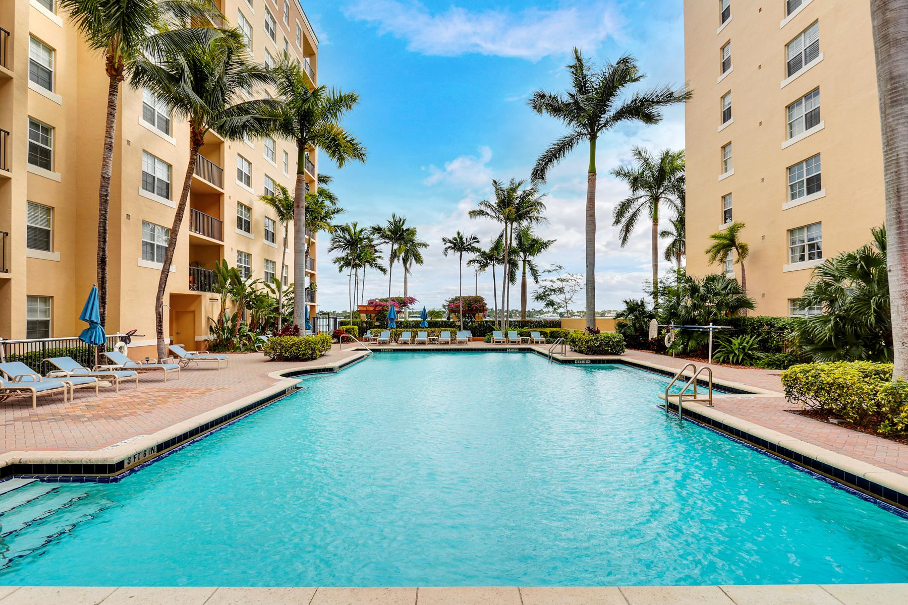 One of West Palm Beach 1 Bedroom Homes for Sale at 1803 N Flagler Drive Unit 115