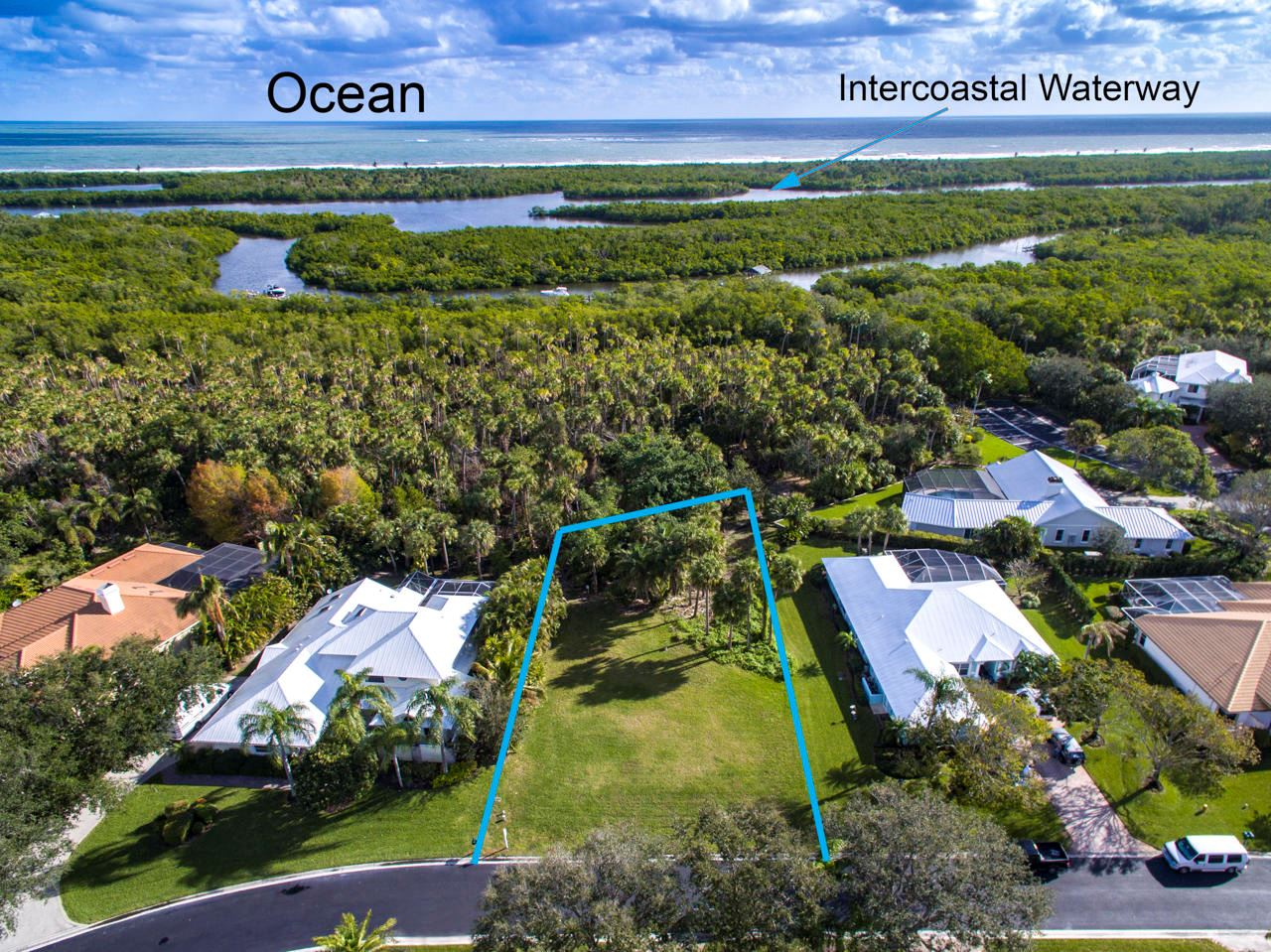 One of Hobe Sound Homes for Sale at 8210 SE Sanctuary Drive #1