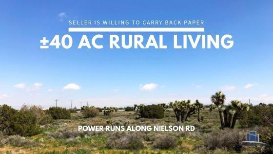 0 Nielson Road Phelan, CA 92371