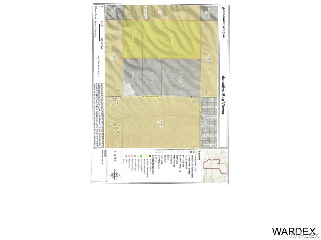 Real Estate for Sale, ListingId: 30246140, Meadview,AZ86444