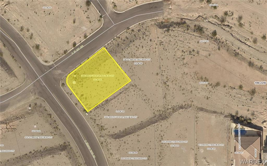 One of Bullhead City Homes for Sale at 3686 Arroyo Vista Drive