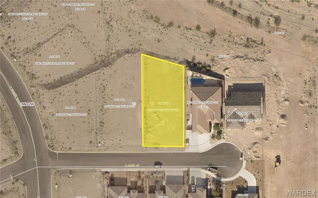 One of Bullhead City Homes for Sale at 2373 Raven Court