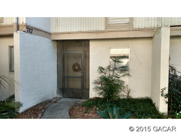Single Family Home for Sale, ListingId:36363218, location: 717 SW 75th Street #102 Gainesville 32607