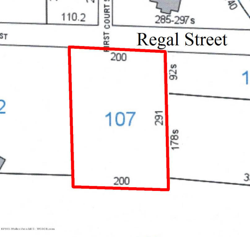 REGAL STREET Winfield, AL 35594