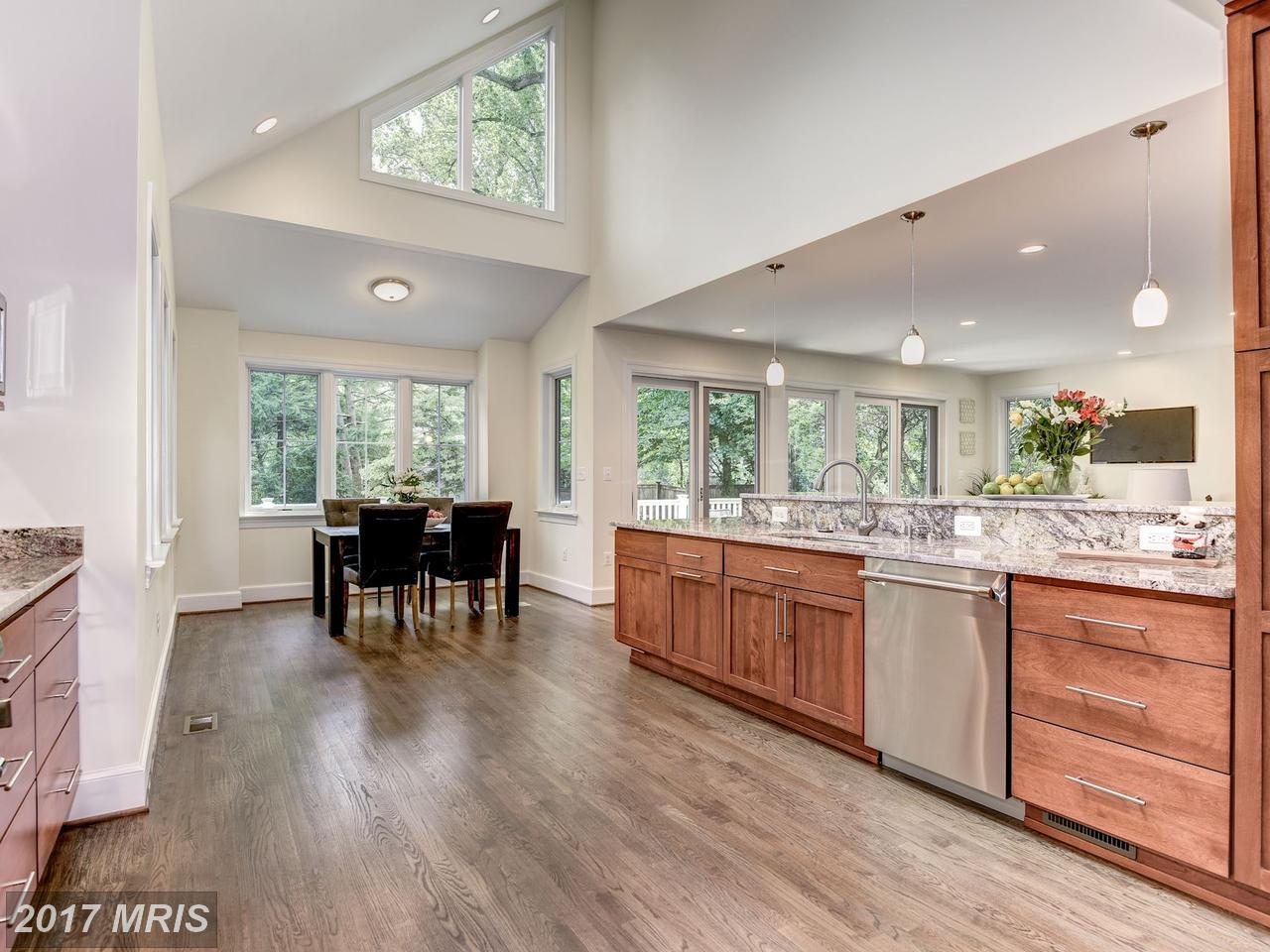 Single Family Home for Sale at Tudor, Detached - WASHINGTON, DC 4550 KLINGLE ST NW Washington, District Of Columbia,20016 United States