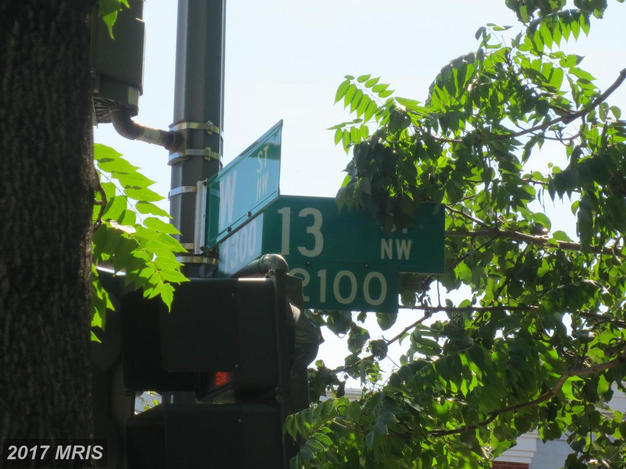 Additional photo for property listing at Lot-Land - WASHINGTON, DC 1300 W ST NW Washington, Columbia Bölgesi,20009 Amerika Birleşik Devletleri