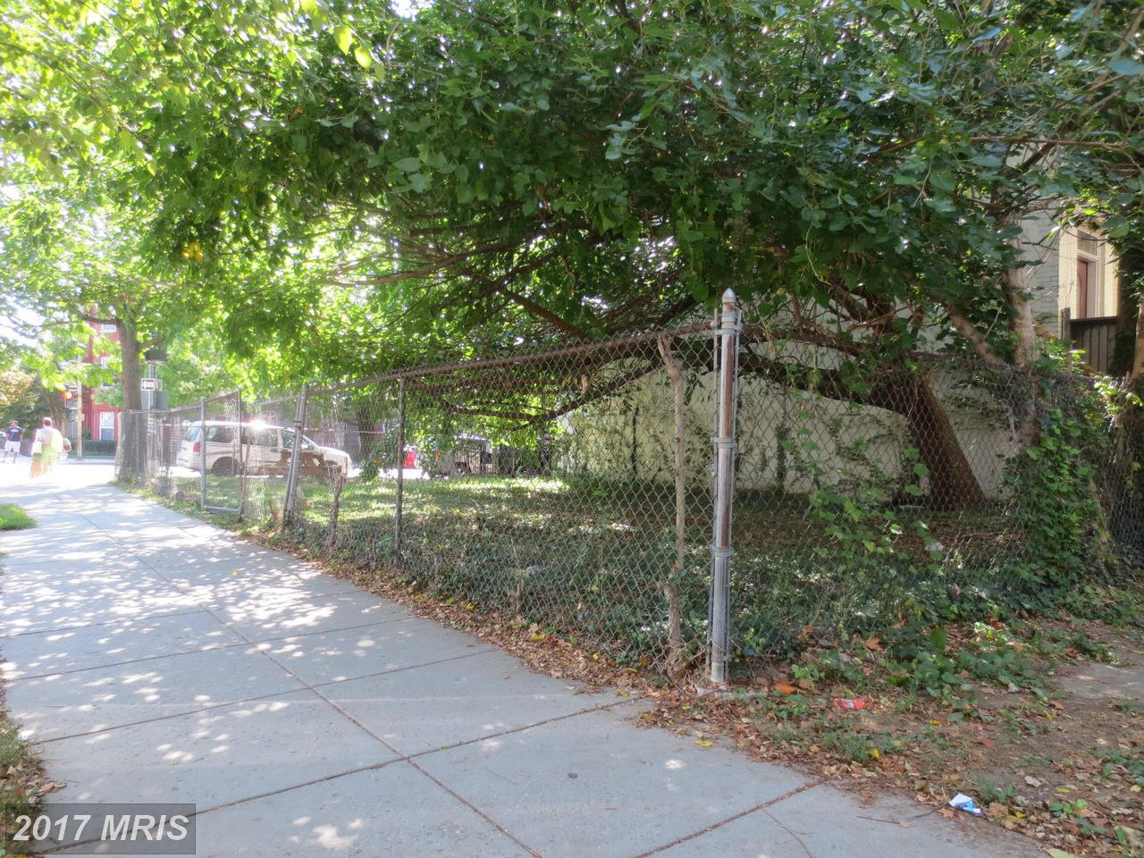 Additional photo for property listing at Lot-Land - WASHINGTON, DC 1300 W ST NW Washington, Distrito De Columbia,20009 Estados Unidos
