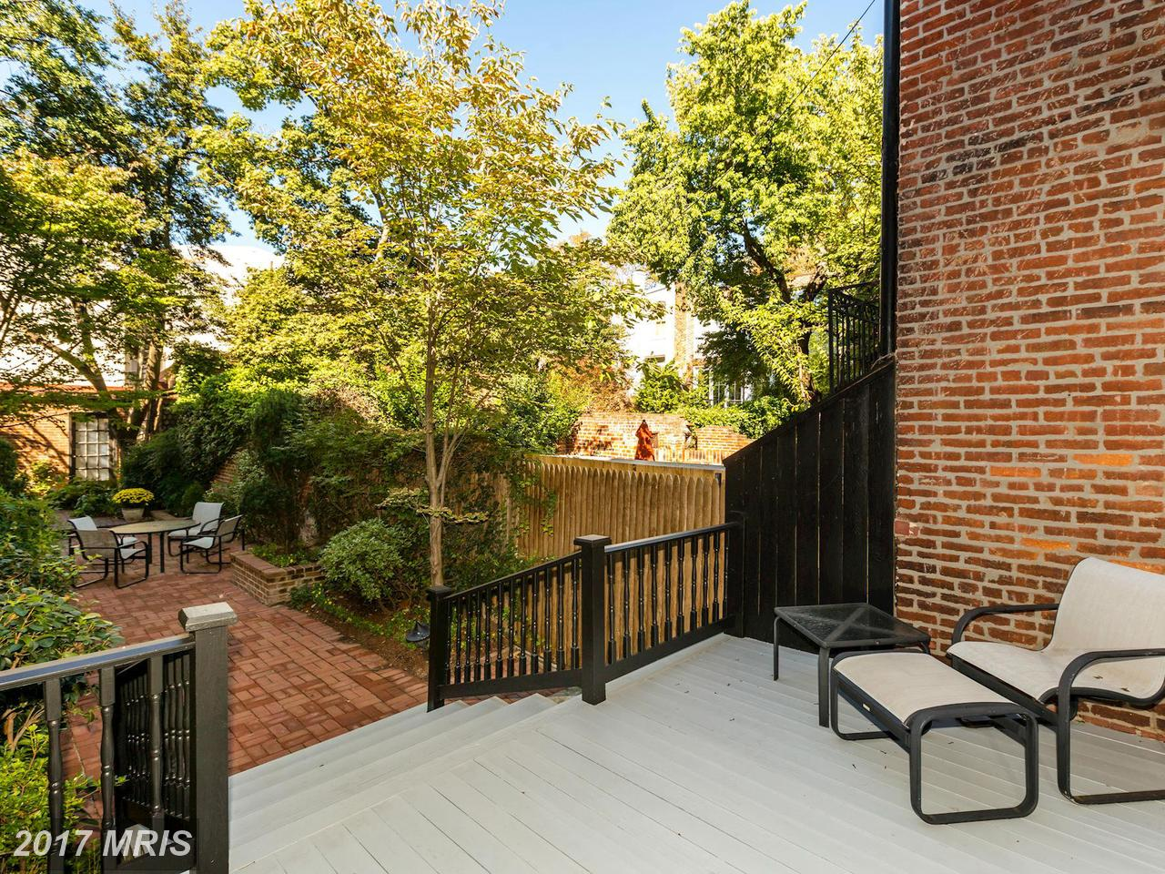 Additional photo for property listing at Federal, Semi-Detached - WASHINGTON, DC 1308 29TH ST NW Washington, 哥倫比亞特區,20007 美國