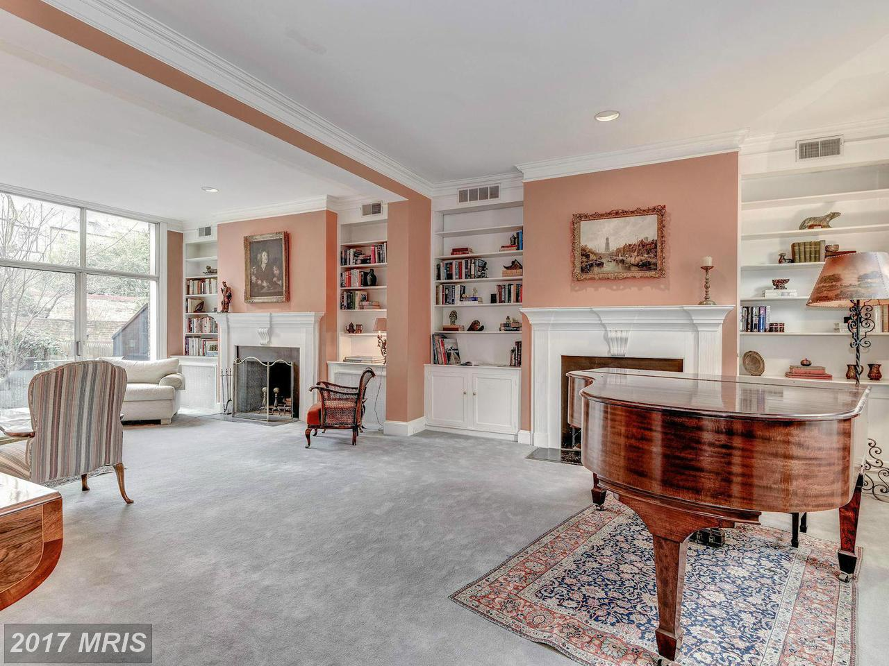 Additional photo for property listing at Federal, Semi-Detached - WASHINGTON, DC 1308 29TH ST NW Washington, Distretto Di Columbia,20007 Stati Uniti