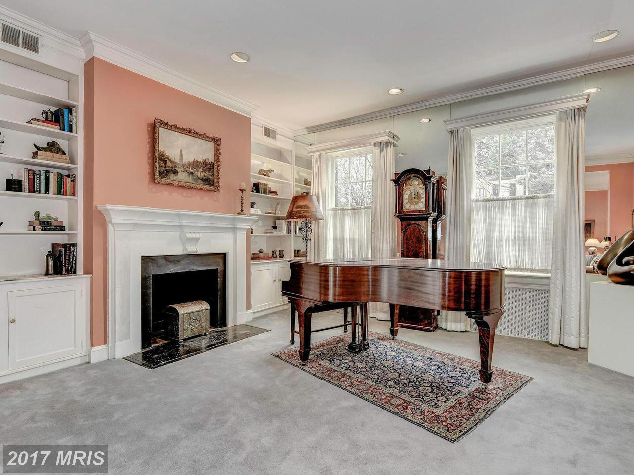 Additional photo for property listing at Federal, Semi-Detached - WASHINGTON, DC 1308 29TH ST NW Washington, District Of Columbia,20007 Verenigde Staten