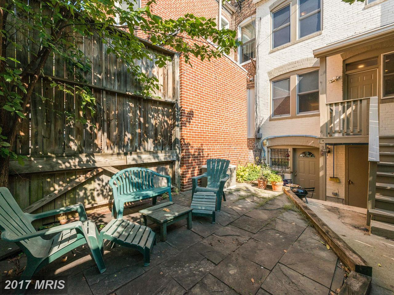 Additional photo for property listing at Colonial, Attach/Row Hse - WASHINGTON, DC 1738 SWANN ST NW Washington, District Of Columbia,20009 United States