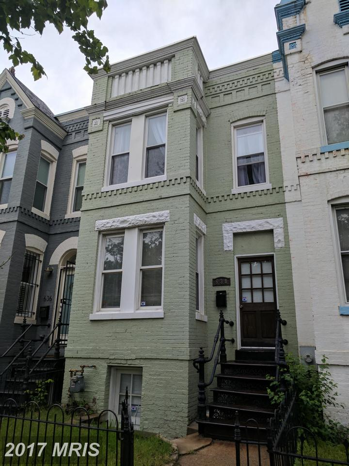Photo of 638 L ST NE  WASHINGTON  DC