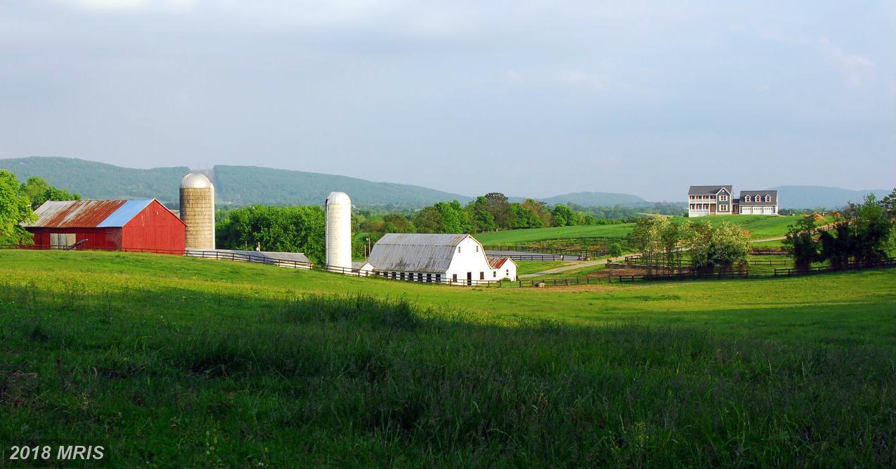 Casa Unifamiliar por un Venta en Colonial, Detached - JEFFERSON, MD 3830 HORINE RD Jefferson, Maryland,21755 Estados Unidos
