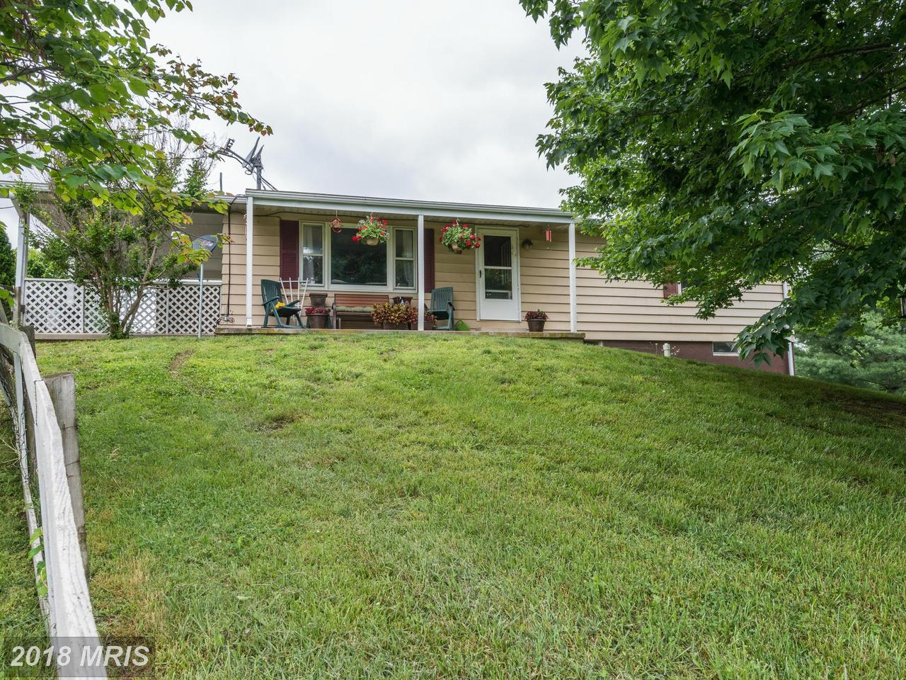 Additional photo for property listing at Colonial, Detached - JEFFERSON, MD 3830 HORINE RD Jefferson, Maryland,21755 Stati Uniti