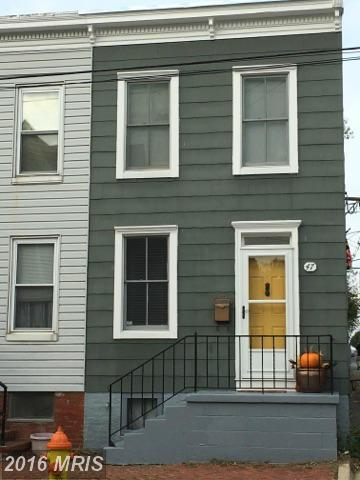 Photo of 47 5TH ST E  FREDERICK  MD