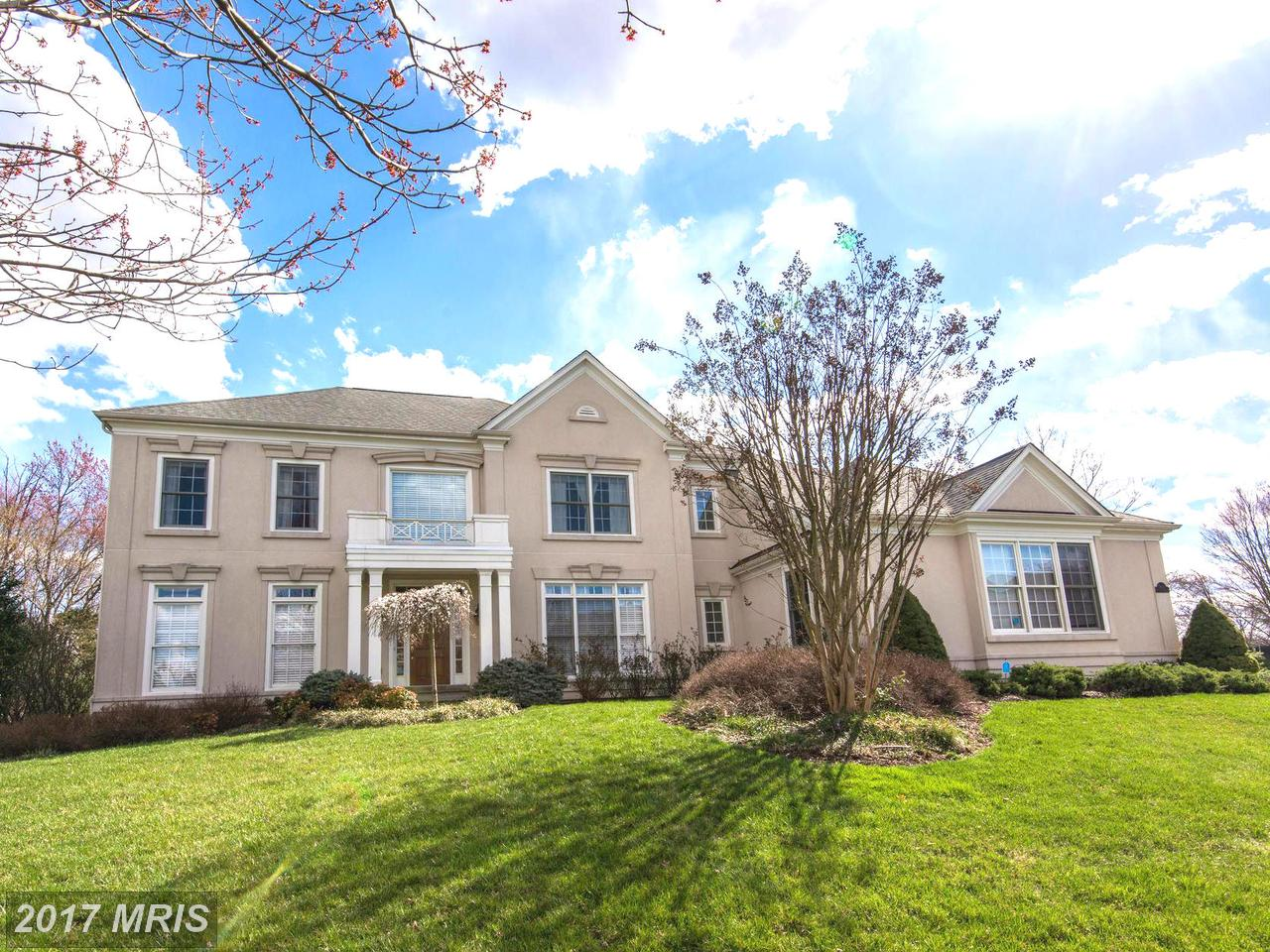 Single Family Home for Sale at Colonial, Detached - MCLEAN, VA 1423 MAYHURST BLVD McLean, Virginia,22102 United States