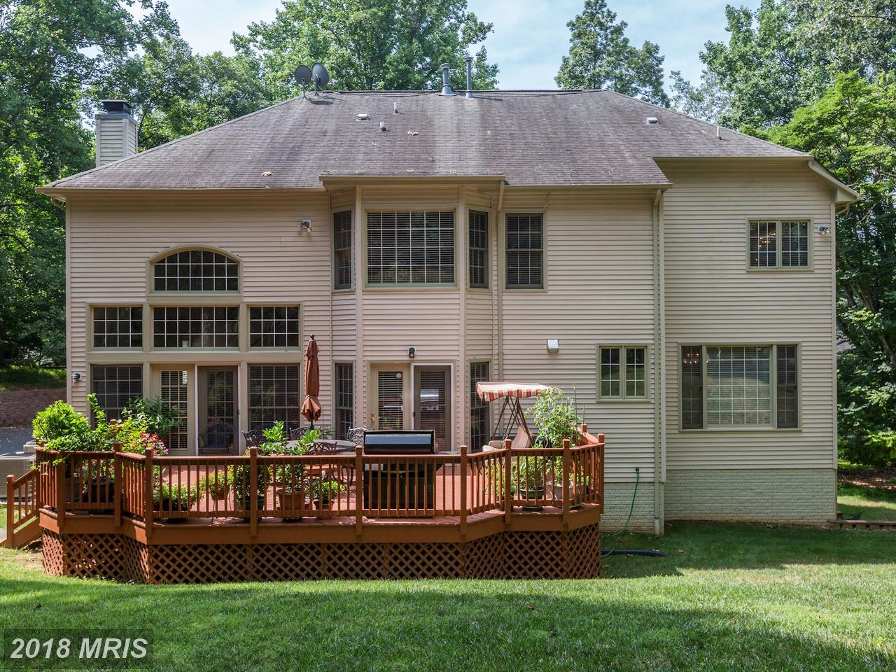 Additional photo for property listing at Colonial, Detached - ROCKVILLE, MD 9909 ALDERSGATE RD Rockville, Мэриленд,20850 Соединенные Штаты